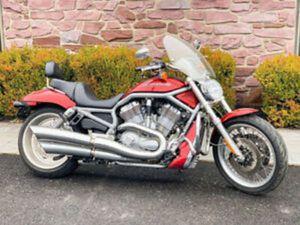 2008 HARLEY-DAVIDSON® VRSC™ A V-ROD® VRSCAW 1250CC ONLY 5,921 ORIGINAL MILES!