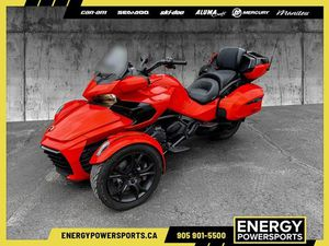 CAN-AM CAN-AM SPYDER F3 LTD 2020 USED MOTORCYCLE FOR SALE IN OAKVILLE