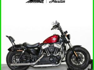 2016 HARLEY-DAVIDSON SPORTSTER XL1200X - FORTY-EIGHT USED