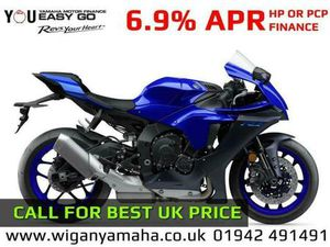YAMAHA YZF-R1 2022 MODEL, 71 REG 0 MILES, ORDER YOURS NOW 1000CC SUPER SPORTS... | IN WIGA