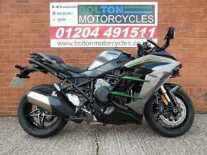 KAWASAKI ZX1002BLF SUPERCHARGED MOTORCYCLE TRACTION CONTROL ABS