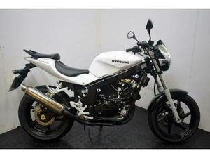 HYOSUNG GT125 LEARNER LEGAL. 2019 69 REG. LOW MILES.   IN GRANTHAM, LINCOLNSHIRE   GUMTREE