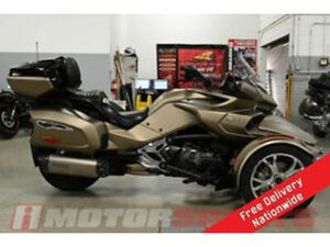 2021 CAN-AM SPYDER F3 LIMITED DARK FOR SALE!