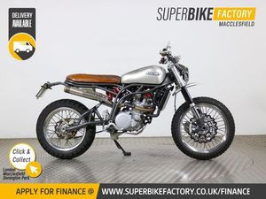 CCM SPITFIRE SCRAMBLER - LIMITED EDITION 160 OF 250 BUY ONLINE 24 HOURS A DAY 600CC