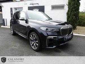BMW X7 M 50D 400CH PERFORMANCE BVA8