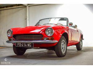 BENZIN - FIAT SPIDER 124 SPORT - 1968