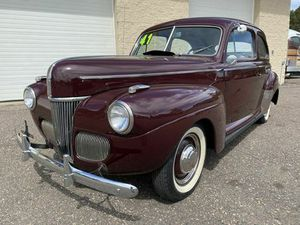 FORD DELUXE 239 1941