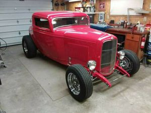 FORD HOT ROD / STREET ROD 1932