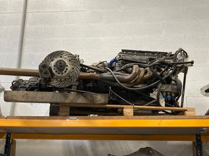 MARCH F3000 M3 S14 ENGINE