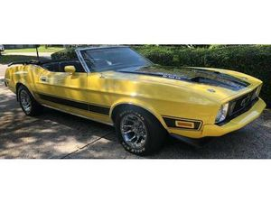 FORD MUSTANG 1973