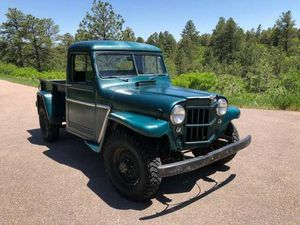 WILLYS 4-73 PICKUP 1961