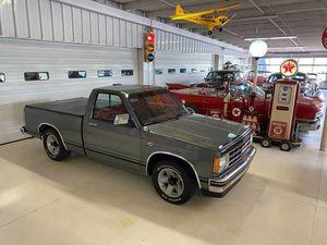 CHEVROLET S-10 1988