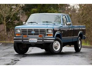FORD F-250 1984