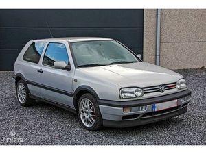 BENZIN - VOLKSWAGEN GOLF 3 GTI 20TH ANNIVERSARY 72K KM - 1996