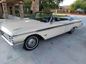 FORD GALAXIE 500 XL 1962