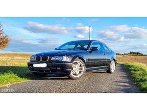 BENZIN - BMW 330CI E46 - 2002