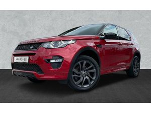 LAND ROVER DISCOVERY SPORT 2.0 AWD 241 CH