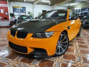 BMW M3 E92 COUPÉ MANHART PERFORMANCE CARBON 504 CH