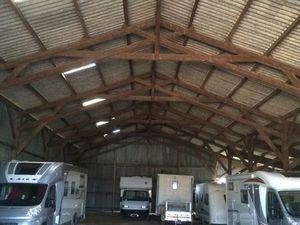 Hivernage  caravane bateau camping-car  ect..