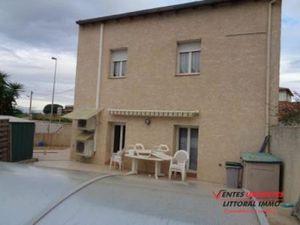 Maison à vendre Elne 4 pièces 110 m2 Pyrenees orientales (66200)