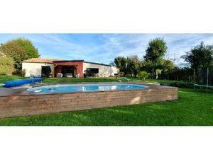 Maison à vendre Bretignolles 6 pièces 150 m2 Deux sevres (79140)
