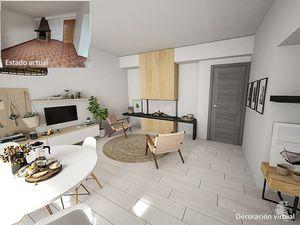 Chalet adosado en venta en Ronda Sur (del)  13116  Alcoba (Ciudad Real)