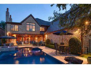 PMaison de luxe de 848 m2 3650 University Blvd  University Park  TX 75205  University Park