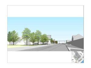 Location Local commercial 1077 m² - Clairoix (60280)