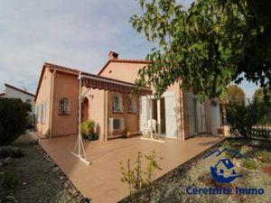 Maison à vendre Calmeilles CA©RET 4 pièces 110 m2 Pyrenees orientales (66400)