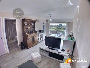 appartement pour les vacances 2 pièces 40 m² Meschers-sur-Gironde (17132)