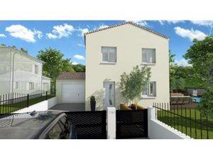 Maison à vendre Saussan 4 pièces 86 m2 Herault (34570)