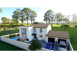 Maison à vendre Bouzigues 6 pièces 158 m2 Herault (34140)