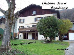 A vendre Maison individuelle 171 m² à LA TRINITE   CAPIFRANCE