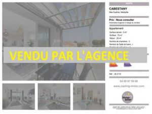 "Appartement à vendre Cabestany Pyrenees orientales (66330)""/> <meta name=""twitter:card"" co"