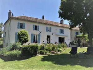 Maison à vendre Hanc 7 pièces 230 m2 Deux sevres (79110)