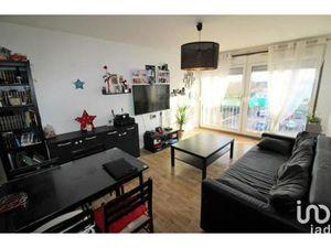 Appartement de 61 m² - 2 chambres - CRÉPY-EN-VALOIS