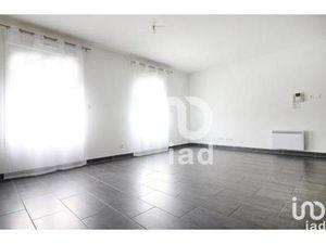 Appartement de 60 m² - 2 chambres - CRÉPY-EN-VALOIS