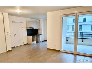 Appartement T3 64m2 Balcon + Box + 2 parkings