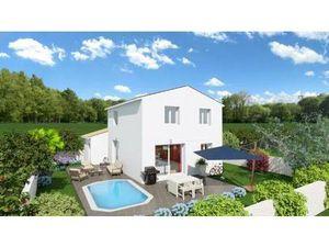 Maison à vendre Cournonterral 4 pièces 90 m2 Herault (34660)