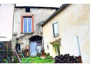 Maison de village à rénover - Courniou-les-Grottes