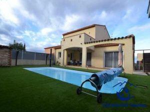 Maison à vendre Calmeilles CA©RET 6 pièces 140 m2 Pyrenees orientales (66400)