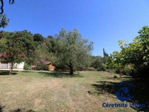 Terrain à vendre Calmeilles CA©RET Pyrenees orientales (66400)