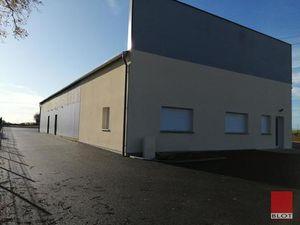 local industriel 250 m² Domloup (35410)