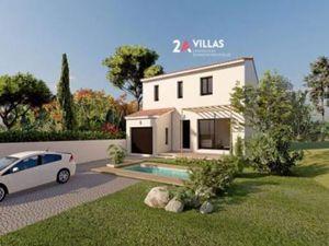 Maison à vendre Bouzigues MA¨ZE 4 pièces 90 m2 Herault (34140)