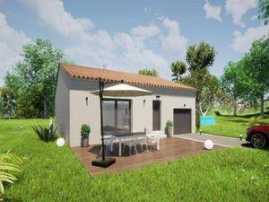 Maison à vendre Gabian 4 pièces 85 m2 Herault (34320)