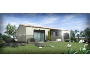 Maison à vendre Vinca 65 m2 Pyrenees orientales (66320)