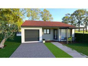 Maison à vendre Vinca 4 pièces 82 m2 Pyrenees orientales (66320)
