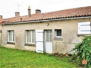 Maison à vendre Etusson 4 pièces 83 m2 Deux sevres (79150)