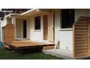 T3 terrasse et jardin