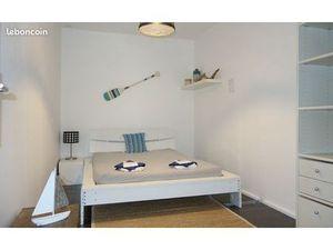 T1bis/loft 48 m² refait à neuf